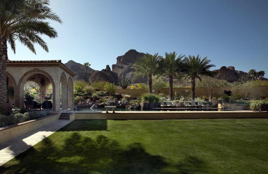 Scenic Vista from the Lawn